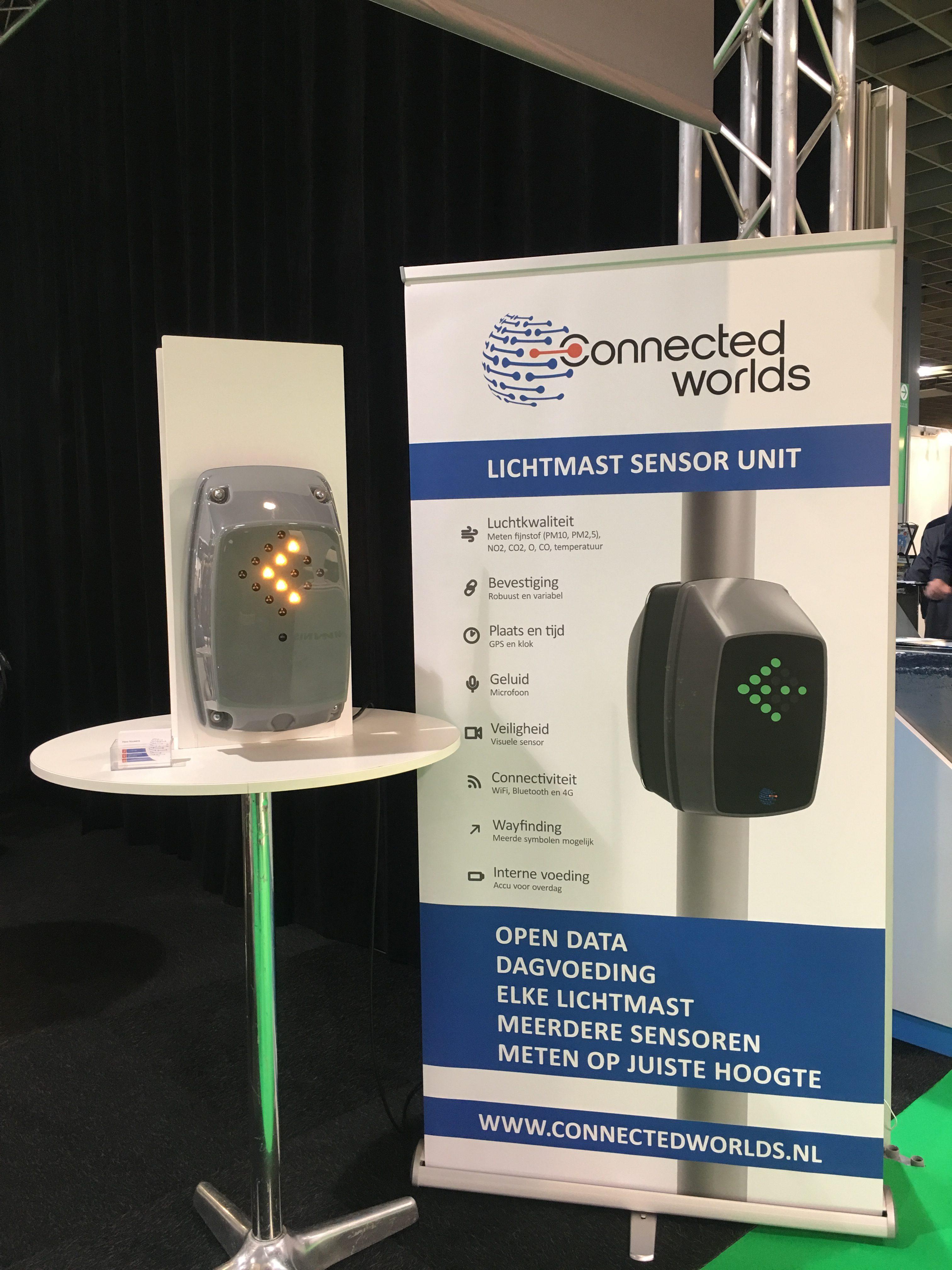 Lancering Lichtmast Sensor Unit